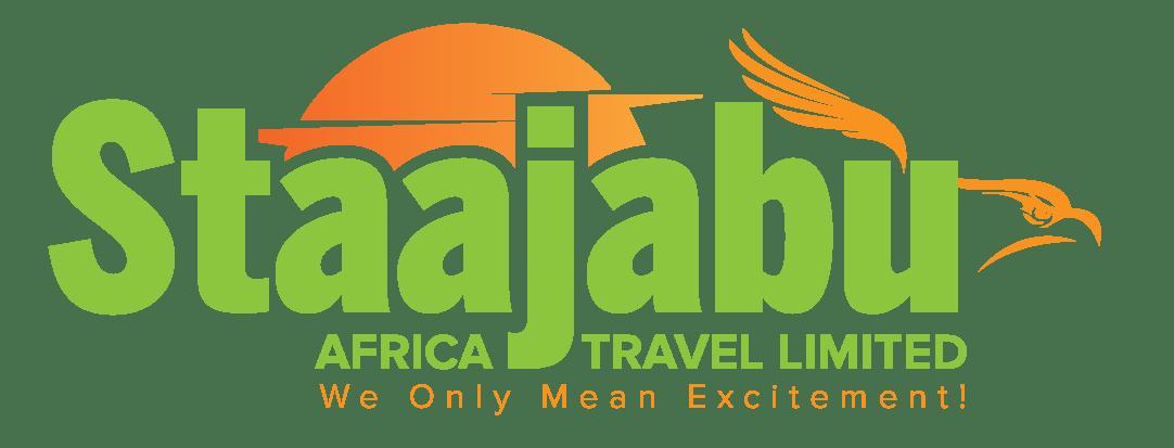 Staajabu Travel Logo