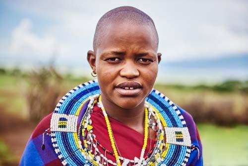 First-hand Maasai Experience.